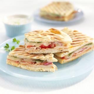 Creamy Tandoori Sandwich
