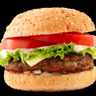Tomato Cheese Burger